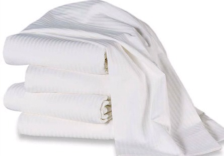 Hotel Wholesale Market Stock Bed Sheet