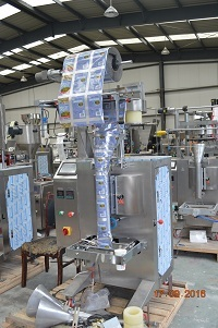 Sugar Weighing And Packaging Machine