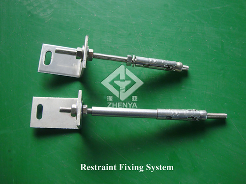INOX AISI304 Restraint Fixing Systems