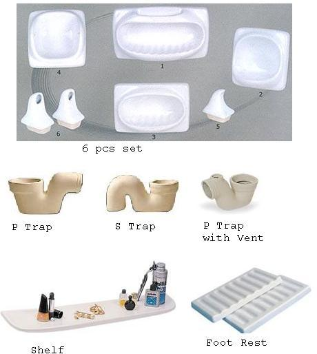 Bathroom Accessories In Thangadh Gujarat India JAY REFRACTORIES