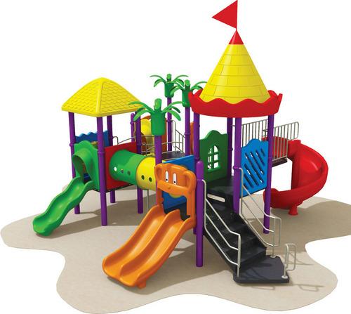 Children Plastic Playground Equipment In Guangzhou Guangdong China