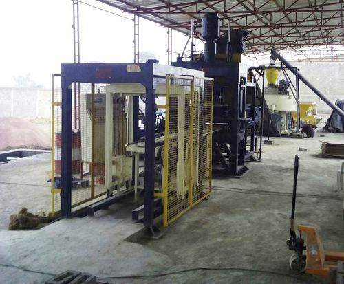 Fly-Ash Brick Plant