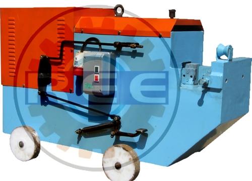 High Production Hydraulic Bar Cutter