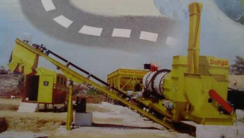 Asphalt Drum Mix Unit Plant