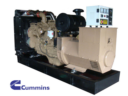 Cummins Soundproof Diesel Generator Set