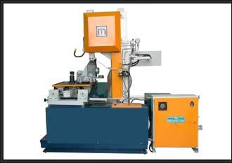 Hydraulic Vertical Band Saw Machines