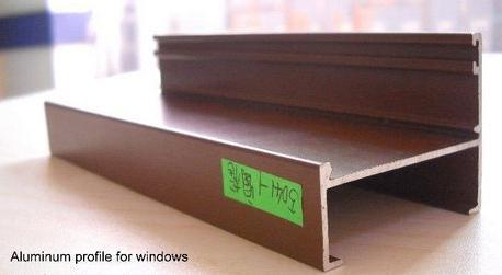 Aluminum Profile For Windows