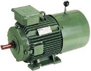 Brake Motors With Electro Magnetic Brake