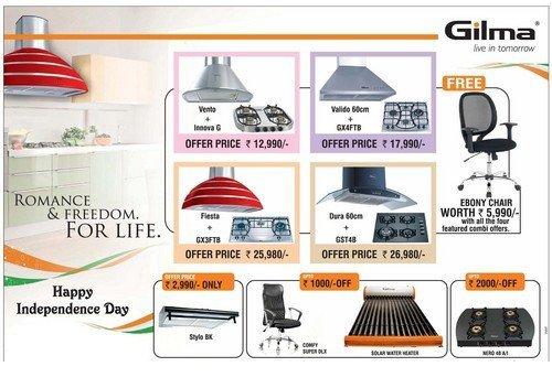 Gilma In Hyderabad Telangana India Navakar Enterprises