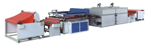 Feibao Automatic Non-Woven Fabric Printing Machine