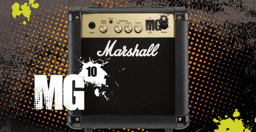 Marshall Amps