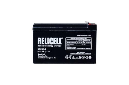 Battery (SMF 12V, 7AH)