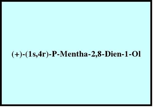 (+)-(1s,4r)-P-Mentha-2,8-Dien-1-Ol
