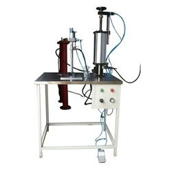 Aerosol Filling Machine