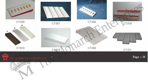 Optical Counter Trays