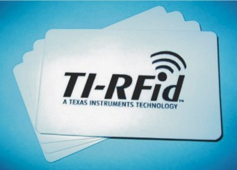 125 KHz Low Frequency RFID Card