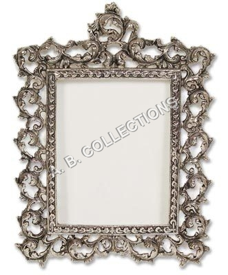 Brass Mirror Frame