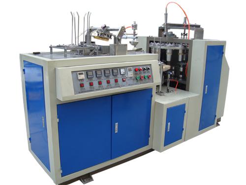 Paper Cup Machine In Ruian Zhejiang China Blue Sky