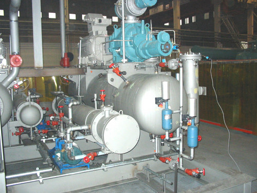 Refrigeration Plant Design And Supply