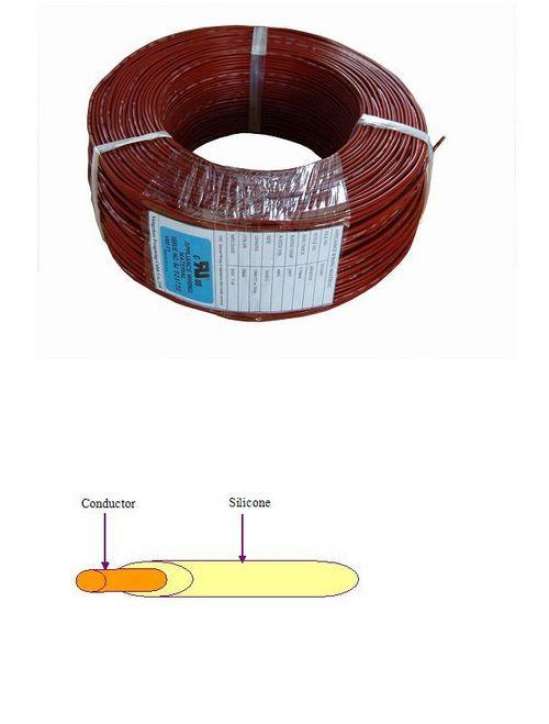 Silicone Insulated Wire : Ul silicone insulated wire in yangzhou jiangsu china