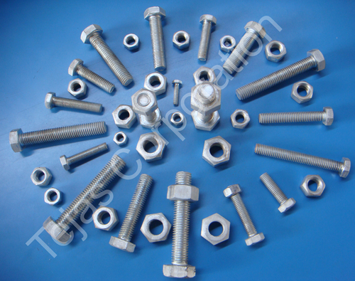 Hot Dip Galvanized Fasteners