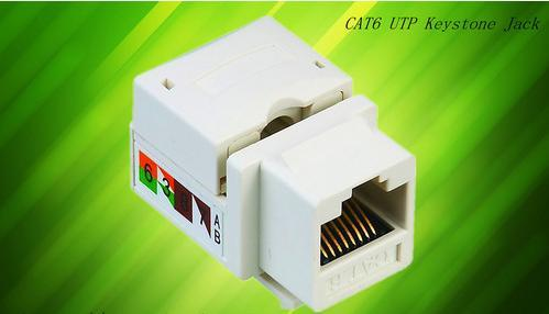 Amp Type Cat6 Rj45 Utp Data