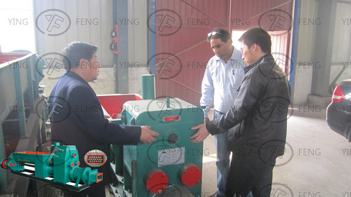 Durable Clay Brick Making Machine