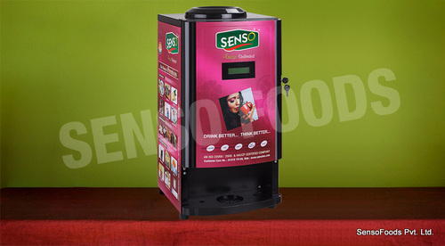 Tea Vending Machine Rajkot Tea Coffee Vending Machine