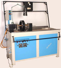 Horizontal Bench Type Equipment