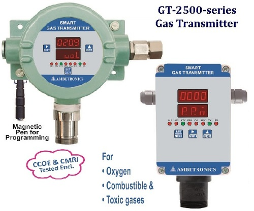 Smart Gas Transmitter (GT-2500 Series)