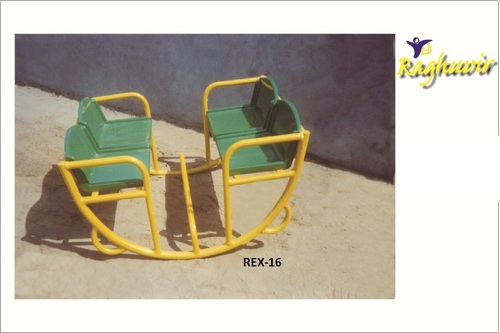 Four Seater Rocking Boat
