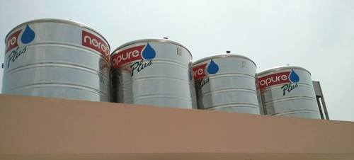 NEROPURE Stainless Steel Water Tanks