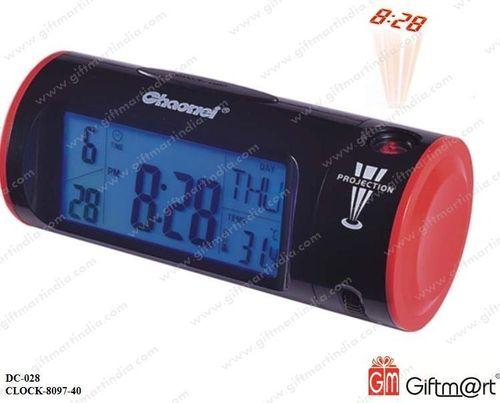 Digital Projector Clock