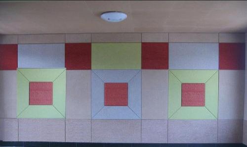 Fiberglass Absorption Panel : Sound absorption fiberglass wall panels in beijing