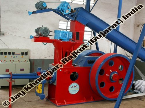 Biomass Briquetting Press (Jumbo Brq-9075)
