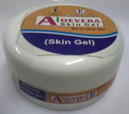 Aloe Vera Herbal Skin Gel