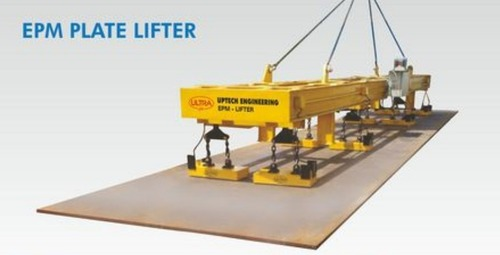 electropermanent magnetic  Lifter