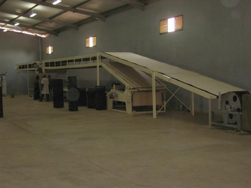 Cooling Conveyor And Stacker Machine