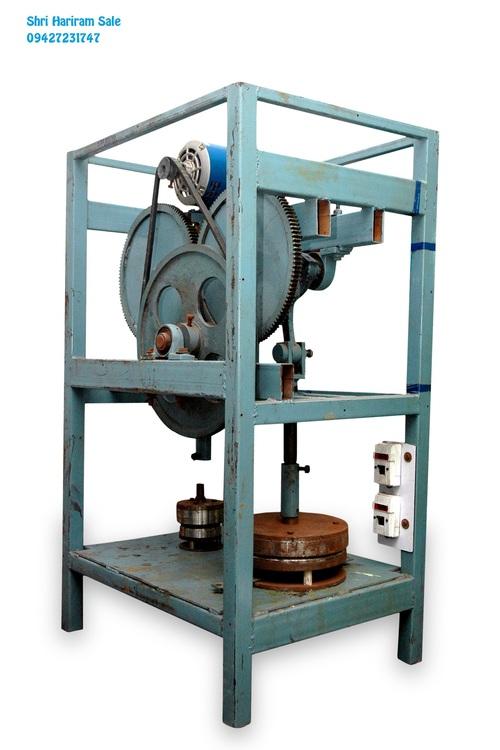Semi Auto Paper Plate Making Machines