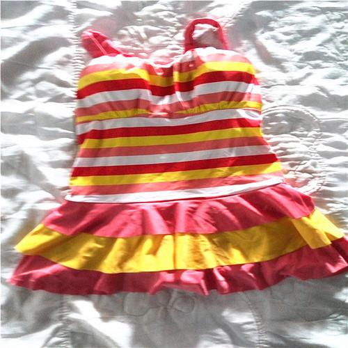 Used Swimming Wear