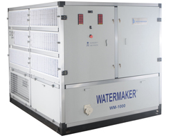 Atmospheric Water Generator (Wm 1000)