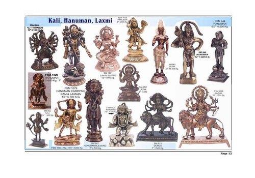 Bronze Statues