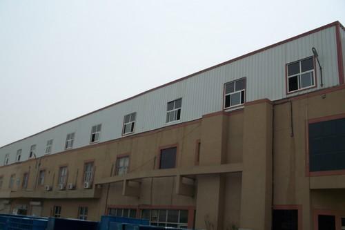 Terrace level sheds in delhi delhi india shenon pre for Terrace shed designs india