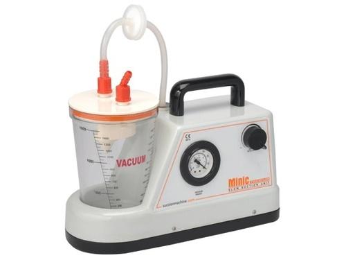 change suction machine