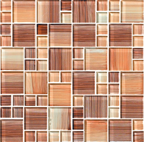 Glass Mosaic Tiles (8FX48247)
