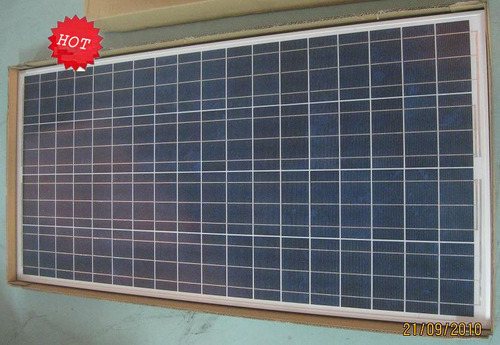 120W Poly Solar Module