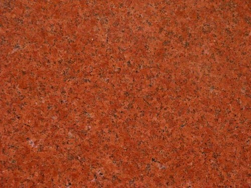 Colorado Red Granite : Dyed red granite in xiamen fujian china zhangzhou