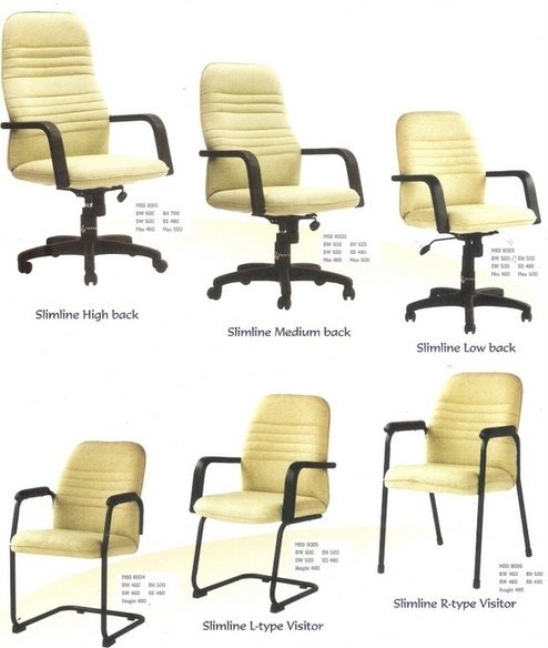 Slimline Chairs