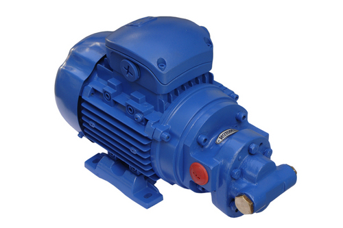 Pre Lubrication Motorized Rotary Gear Pump Type 'Hgcx'