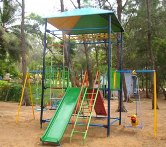 Square Play House